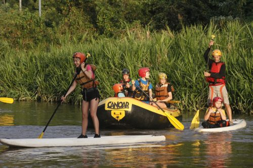 RAFTING e STAND UP PADDLE