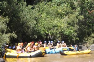 RAFTING COMPORTAMENTAL