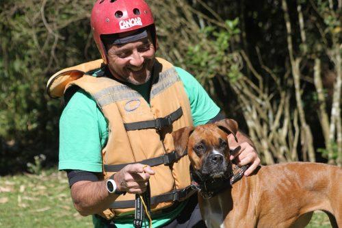 RAFTING DOG – PET ADVENTURE