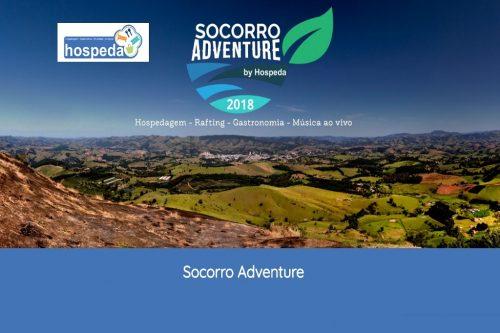 SOCORRO ADVENTURE – EXPEDIÇÃO DE RAFTING 10 KM